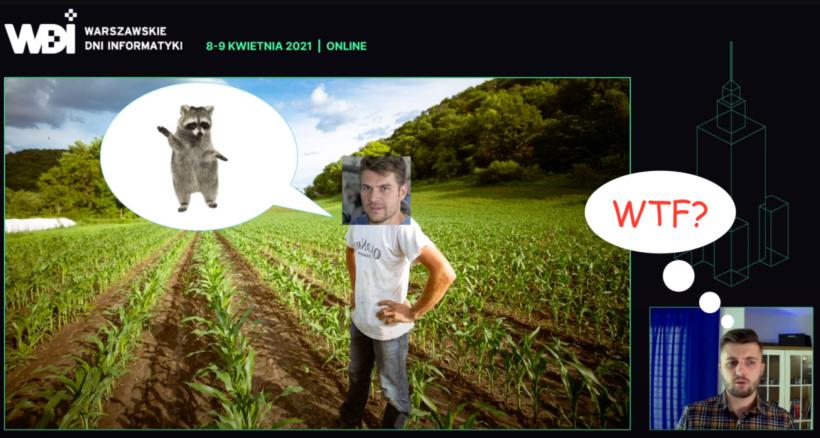[WDI2021] Szukamy Szopów, czyli Computer Vision w 30 minut